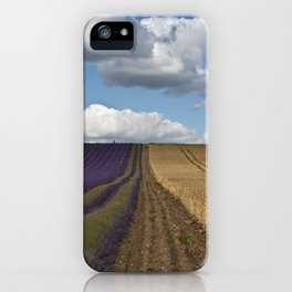 Parallel Lines iPhone Case