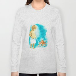Walktapus Long Sleeve T-shirt