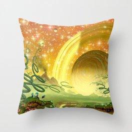 Majestic Night Throw Pillow