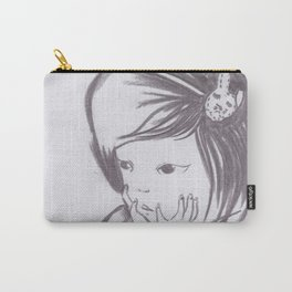 Little friend Carry-All Pouch