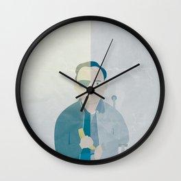 Alternate 'K-PAX' Movie Poster Art Wall Clock