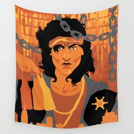 THE WARRIORS :: THE ROGUES Wall Tapestry