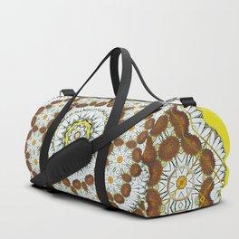 Pretty as a flower everywhere you can see Duffle Bag