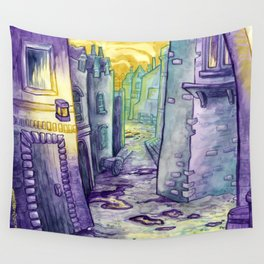 Alleyway Wall Tapestry