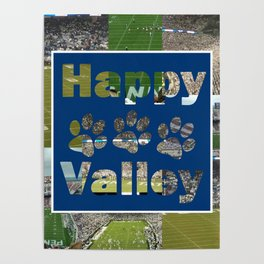 Happy Valley Nights Poster