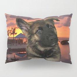 Loki German Shepherd Pillow Sham