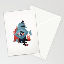 Abyss n°2 Stationery Cards