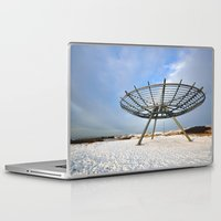 halo Laptop & iPad Skins featuring The Halo by Best Light Images