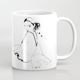 Ethnic Beauty - Spain Coffee Mug