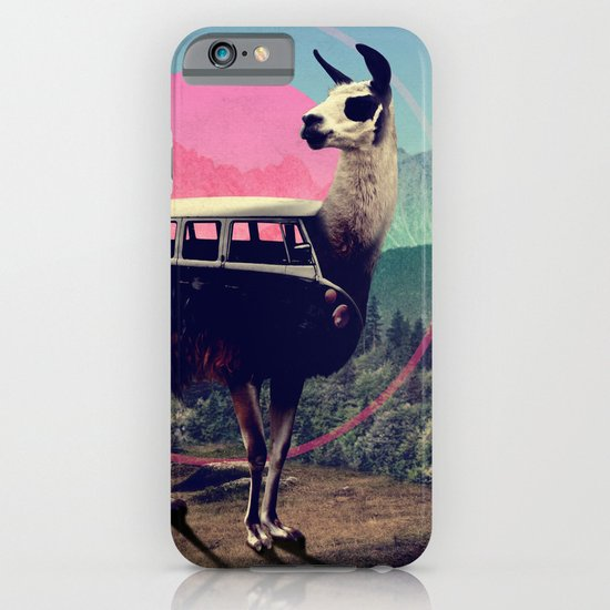Llama iPhone & iPod Case