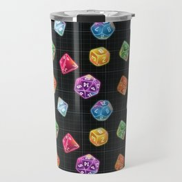 Dungeon Master Dice Travel Mug