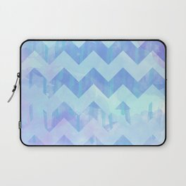 Watercolour Chevron {Spring 2015 Limited Edition} No. 2 Laptop Sleeve