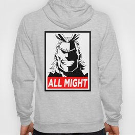 My Hero Academia All Might Hoody