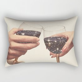 Primordial Wine Rectangular Pillow
