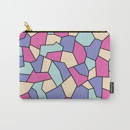 Hard Mosaic 01 Carry-All Pouch