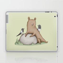 Bear & Birds Laptop & iPad Skin