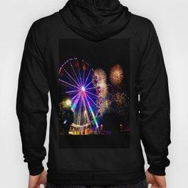 Fireworks & Ferris Wheels Hoody