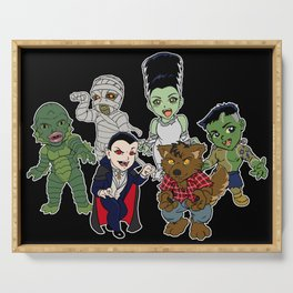 Universal Monsters Serving Tray