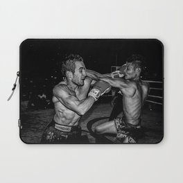 This is Muay Thai. Laptop Sleeve