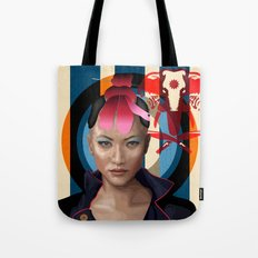 Queen of Darkness Far Cry 4 -  Yuma Tote Bag