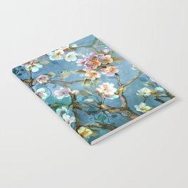 Fantasy cherry blossom tree Notebook