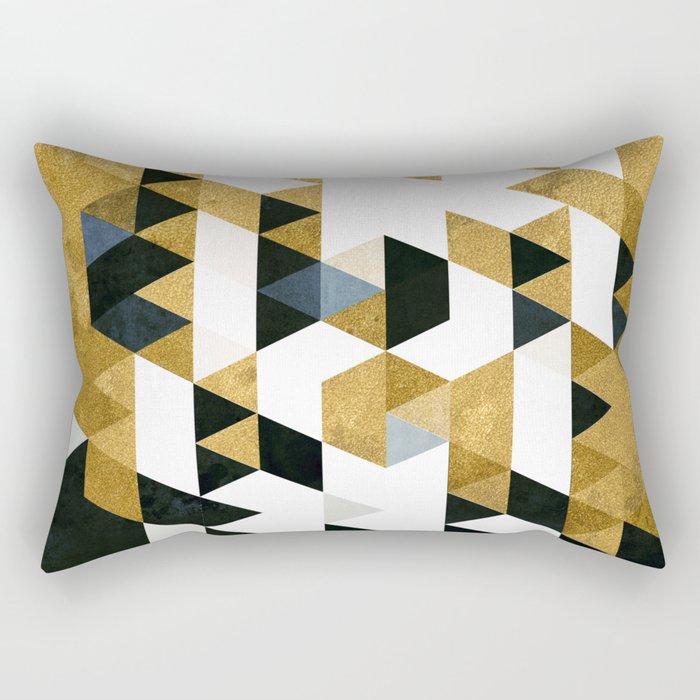 gyldynn yge Rectangular Pillow