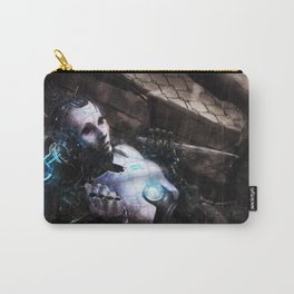 Discarded Carry-All Pouch