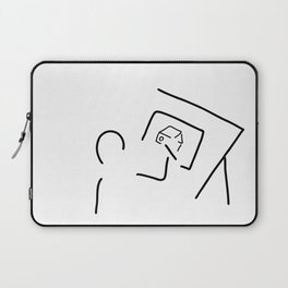 architect technical draftsmen Laptop Sleeve