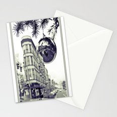 Downtown decoration Stationery Cards