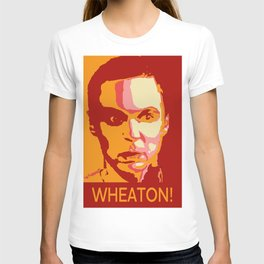 WHEATON! T-shirt