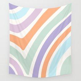 Zebra Pastel  Wall Tapestry