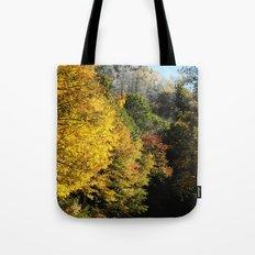 Down this road Tote Bag