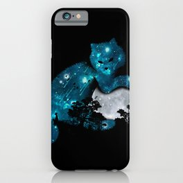 I can haz the moon iPhone Case