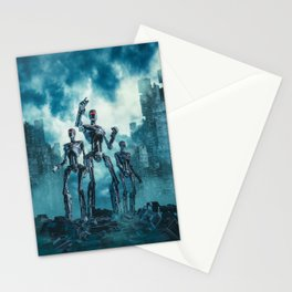 The Patrol Stationery Cards
