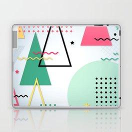 Abstract Christmas Laptop & iPad Skin