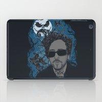 tim burton iPad Cases featuring Burton´s Universe by 2mzdesign