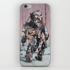 Catsquatch iPhone Skin