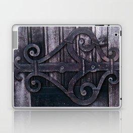 Vintage Door Hinge  Laptop & iPad Skin