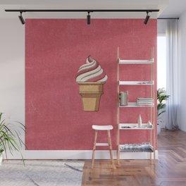 FAST FOOD / Ice Cream Wall Mural