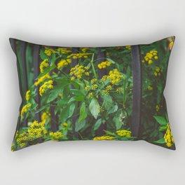 Brooklyn Blooms II Rectangular Pillow