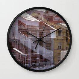 Deconstruction #21 Wall Clock