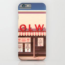 F.W. Woolworth iPhone Case