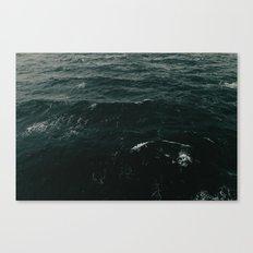 An Ocean between Us Canvas Print