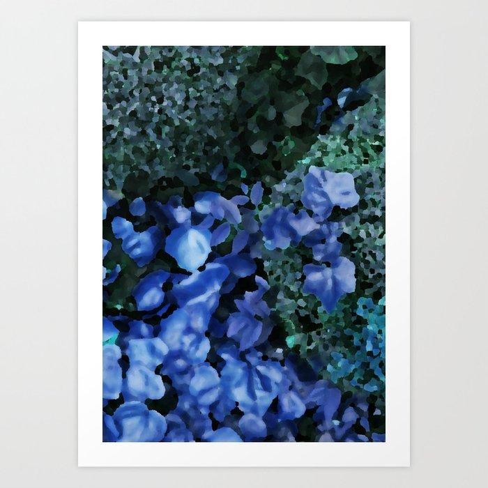 """Bush Leaf Butterflies"" Art Print"