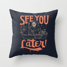 See You Throw Pillow