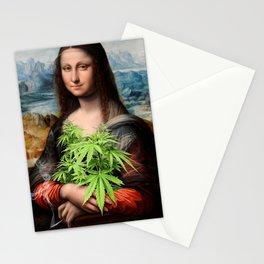 Mona Juana  Stationery Cards