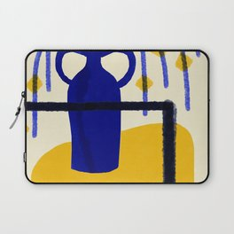 blue plant Laptop Sleeve