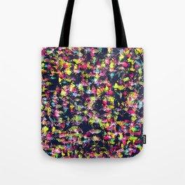 Texture Watercolor Tote Bag