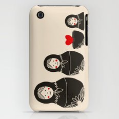 The Same Inside iPhone (3g, 3gs) Slim Case