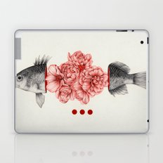 To Bloom Not Bleed Laptop & iPad Skin